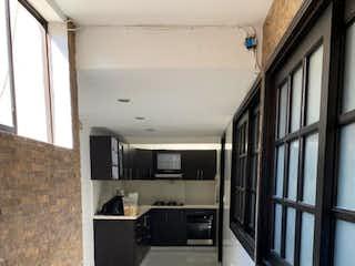 Una vista de una sala de estar desde una ventana en Venta de Apartamento Sector Estadio