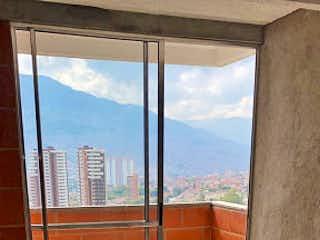 Una vista de una vista desde la ventana de un edificio en Apartamento en venta en Hospital Mental, de 52mtrs2