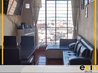 Una sala de estar llena de muebles y una ventana en Apartamento en venta en Bosa Britalia de 3 hab. con Gimnasio...