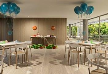 Obra La Reserva, Apartamentos nuevos en venta en Santa Ana con 3 hab.