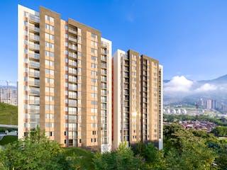 Nord Garden, apartamentos sobre planos en Copacabana, Copacabana