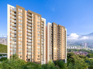 Nord Garden, proyecto de vivienda nueva en Copacabana, Copacabana