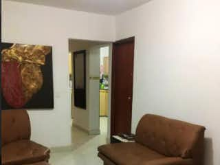 Una sala de estar llena de muebles y un sofá en Casa en venta en Santa Lucía, de 72mtrs2