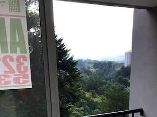 La vista del edificio desde la ventana en Venta de Apartamento los Cerezos Fontibón, Rionegro