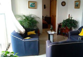Apartamento en venta en La Milagrosa de 3 hab.