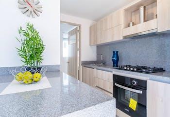 La Ribera Alsacia Reservado, Apartamentos nuevos en venta en Nueva Marsella con 3 hab.