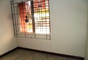 Casa En Calasanz, Segundo Piso - 3 Alcobas