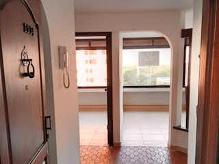 Una vista de un pasillo desde un pasillo en Apartamento en venta en Suramericana, de 43mtrs2