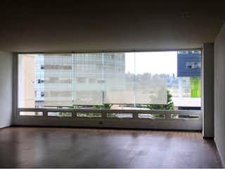 Una vista de una habitación con un gran ventanal en Casa en venta en Santa Fe Cuajimalpa con Piscina...