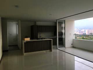 Una vista de una cocina con un gran ventanal en Apartamento en venta en Suramérica, de 114mtrs2