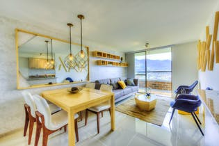 Selvática, Apartamentos en venta en Las Lomitas de 54-72m²