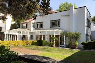 Casa en venta en San Angel 346m2 con pisos de madera
