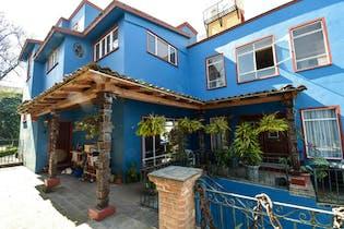 Casa en venta en San Angel 530m2 con Jardín