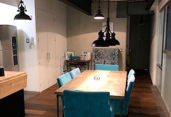 Departamento en venta, Condesa 81 m² con roof garden