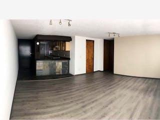 Una habitación que tiene un suelo de madera en ella en Departamento en Venta en San Jeronimo Lidice La Magdalena Contreras