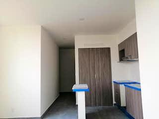 Un cuarto de baño con lavabo y ducha en Departamento en Venta en Santa Cruz Atoyac Benito Juárez