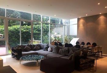 Departamento en venta en Lomas del Chamizal, 295 m² con alberca