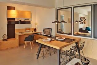 Ciudad del Bosque, Apartamentos en venta en Asdesillas de 2-3 habitaciones