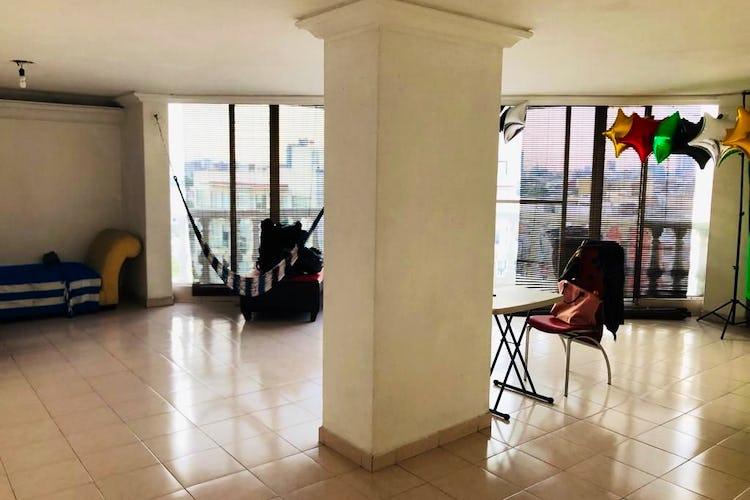 Portada Departamento en venta, Del Valle Centro 134 m² con balcón