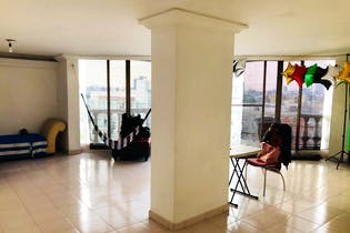 Departamento en venta, Del Valle Centro 134 m² con balcón