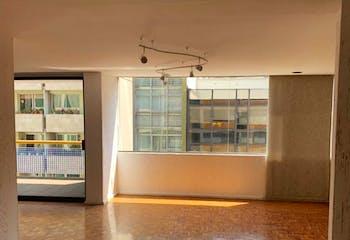 Departamento en venta en Polanco I Sección, 176 m² con balcón