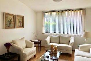 Departamento en venta en Cuajimalpa 120m2 con 2 habitaciones