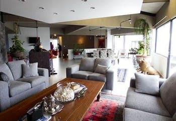 Departamento en venta en Guadalupe Inn, 485 m²con balcón