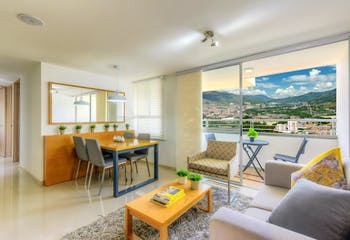 Camino del Viento, Apartamentos nuevos en venta en Las Cabañas con 3 habitaciones