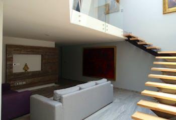 Casa en Venta, San Ángel, Álvaro Obregón,  380 m2 con terraza.