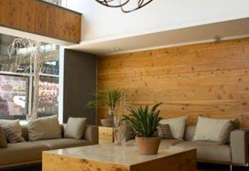 Departamento en venta en Polanco 88m2 con balcón