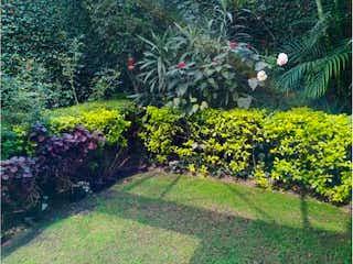 La imagen de la planta en el jardín en Casa en venta en Narvarte 390m² con Jardín...