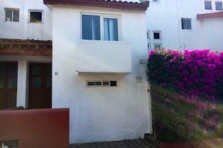 Casa en venta en Cuajimalpa 212m2 con 3 recamaras