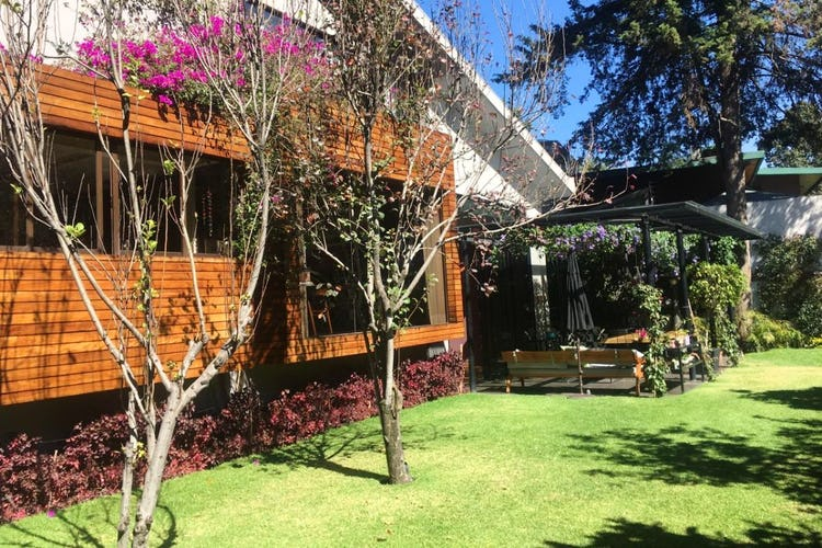 Portada Casa en venta Bosque de las Lomas, 500 m² con jardín
