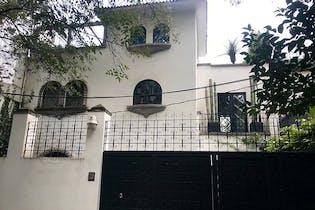 Casa en venta en Polanco, 485 m² con jardín