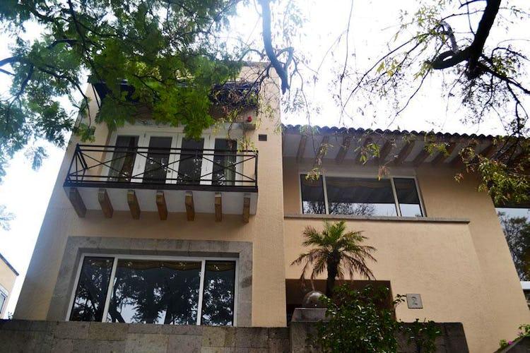 Portada Casa en condominio en venta en Jardines del Pedregal 600 m² con terraza