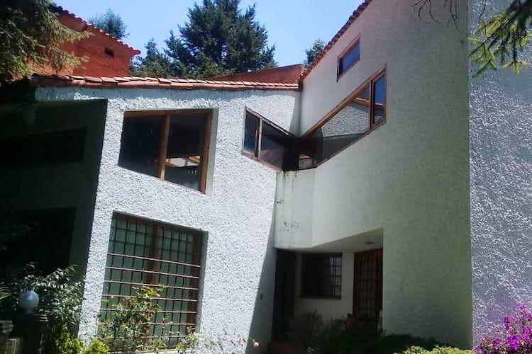 Portada Casa en venta en condominio Santa Rosa Xochiac,  839 m² en condominio