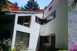 Casa en venta en condominio Santa Rosa Xochiac,  839 m² en condominio