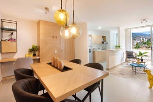 Entrehojas Olivo, Apartamentos en venta en Suramericana de 72-75m²