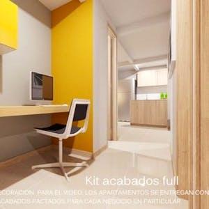 Canarias apartamento modelo 5