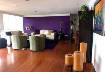 Departamento en venta en Polanco con balcón, 250m²