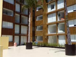 Una imagen de un edificio en una calle en Departamento en venta en Colonia Cuajimalpa de 2 recámaras