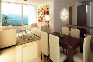 Vivienda nueva, Altos de Valparaíso, Apartamentos en venta en Calle Larga con 68m²