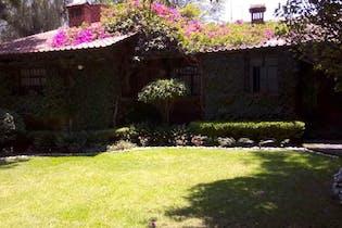 Casa en Venta, La Joya, Tlalpan, con bodega
