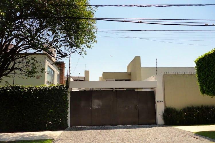 Portada Casa en Venta Lomas de Chapultepec, estilo mediterráneo