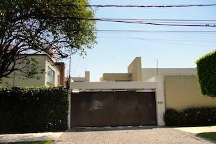 Casa en Venta Lomas de Chapultepec, estilo mediterráneo