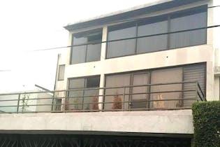 Casa en venta en Campestre Churubusco, 363 m² con jardín