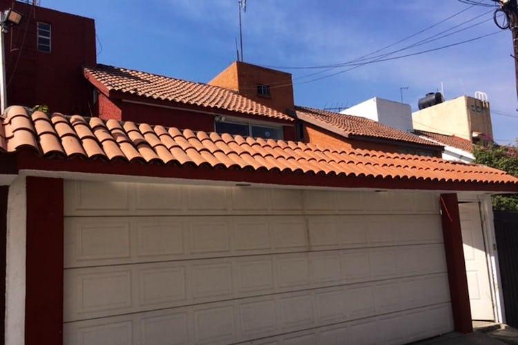 Portada Casa en Venta en Barrio San Francisco, La Magdalena Contreras,  con entrada independiente