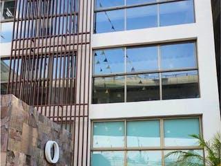 Una vista de un edificio en una ventana en Departamento en Venta en San Jeronimo Lidice La Magdalena Contreras