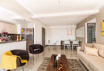 El Rosal, Apartamentos en venta en Calasanz con 71m²