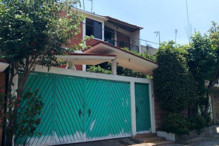 Portada Casa en venta en  Pedregal de Santa Úrsula Xitla 220 m² con terraza